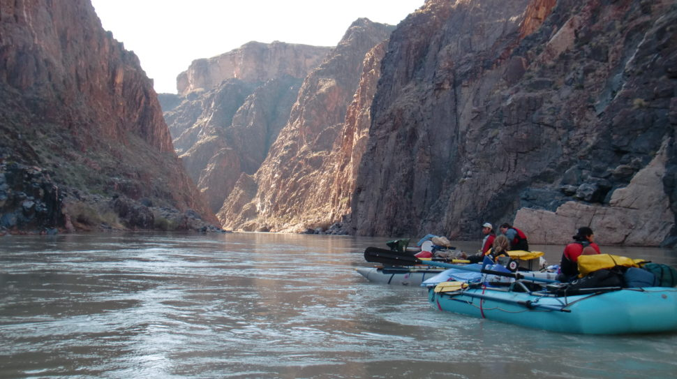 Dave_Floating the Colorado River